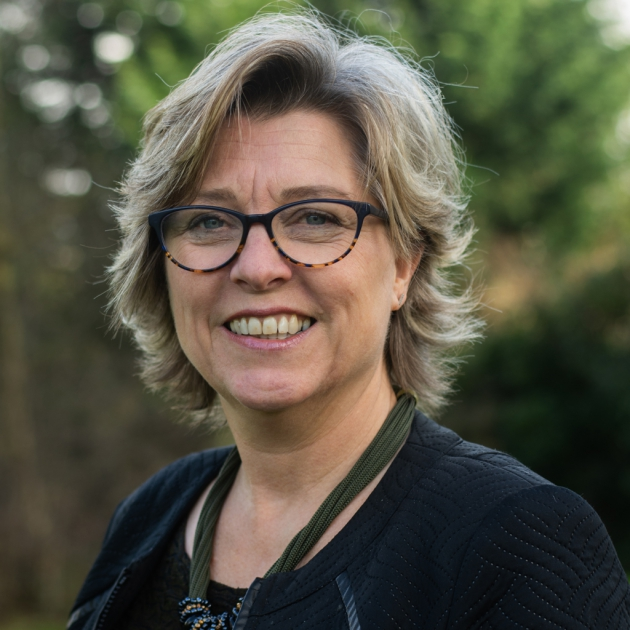 Anja van Straten Scheper portret