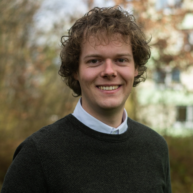 Christiaan van Rosmalen portret
