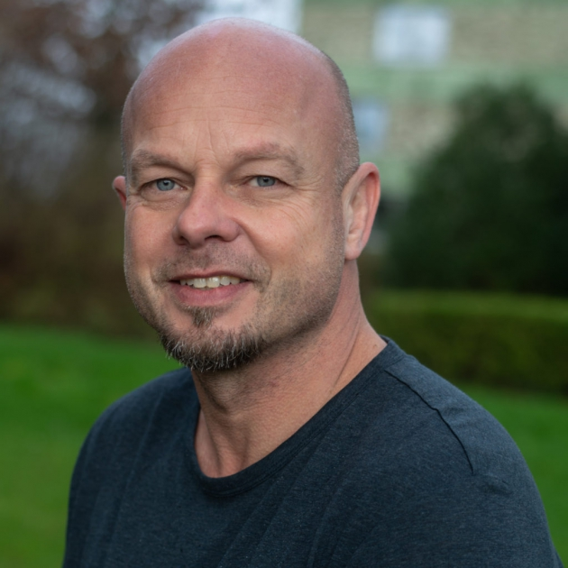 Rob Groot portret