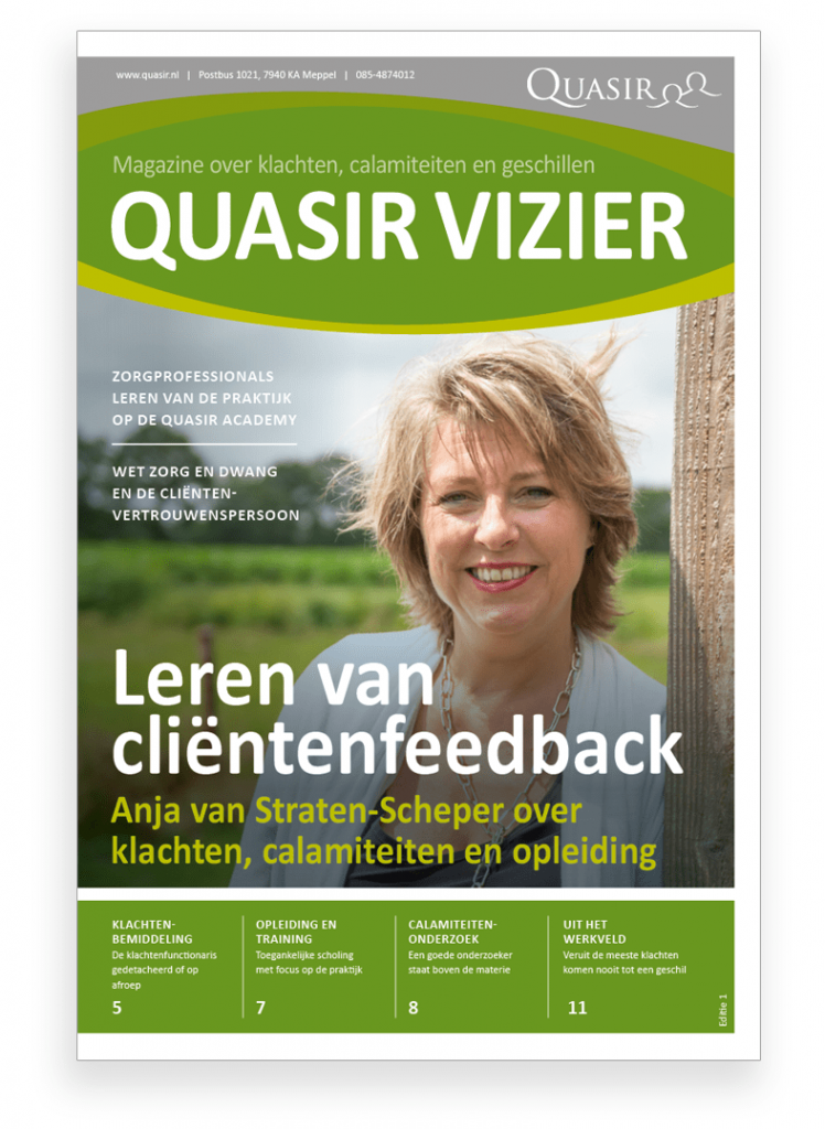 Quasir Vizier interview cover
